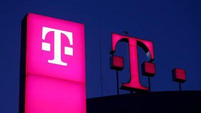 Deutsche Telekom wächst weiter – vor allem dank US-Geschäft