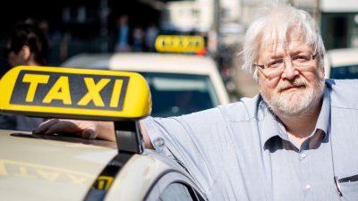 Wegen Scheuers Plänen: Taxi-Chef warnt vor Pleitewelle