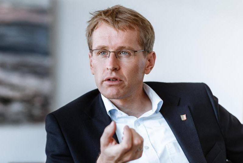 """Ministerpräsident Günther: """"Ich war gegen Schließung von Restaurants – fand aber keine Verbündeten"""""""