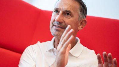 FC-Coach Beierlorzer: Bundesliga «nie für möglich gehalten»