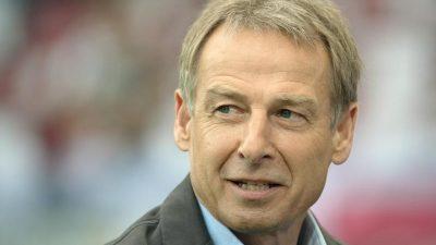 Klinsmann sieht Bayern vor Saisonstart im Vorteil