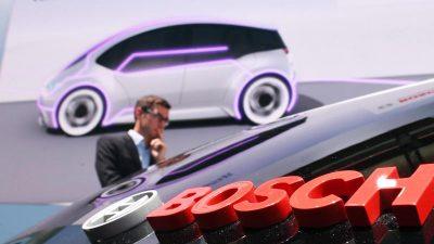 Massiver Stellenabbau bei Autozulieferer Bosch: weitere 1000 Arbeitsplätze bedroht
