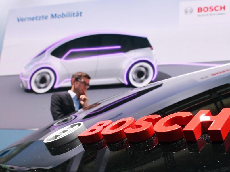 Durchgehend Künstliche Intelligenz im Einsatz: Bosch eröffnet Hightech-Chipfabrik in Dresden