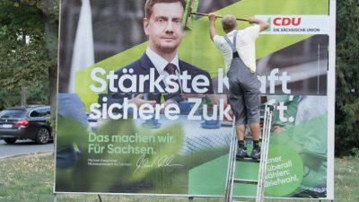 Jürgen Fritz: So werden die Sachsen am Sonntag wählen