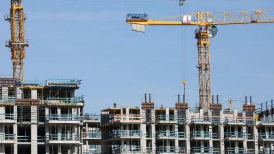 Wohnungsbau: Hamburg baut am meisten – Investoren haben in Berlin schlechte Karten