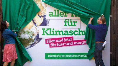 Emnid: Grüne verlieren – SPD und Linkspartei legen zu