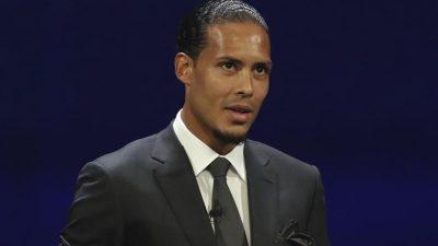 Van Dijk zu Europas Fußballer des Jahres gekürt