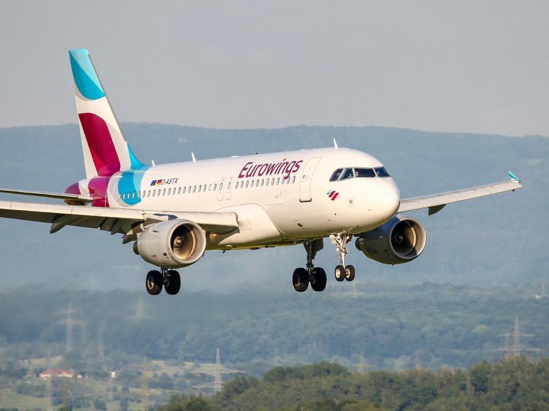 300 Zusatzflüge: Eurowings stockt Flieger nach Mallorca für die Oster-Reisezeit auf