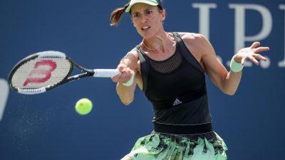 Drittrunden-Aus für Andrea Petkovic in New York