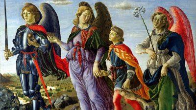 Der Mythos von St. Michael und was er uns sagt