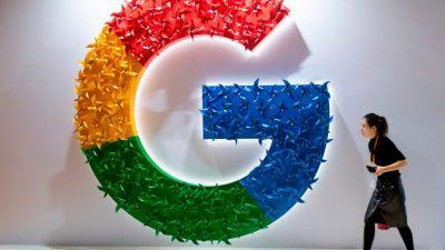 Die Macht von Google muss in drei Hauptbereichen eingeschränkt werden: Überwachung, Zensur und Manipulation