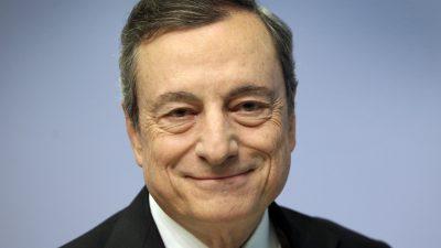 Der Schrecken der deutschen Sparer: Wie Mario Draghi die Bürger um ihr Geld bringt