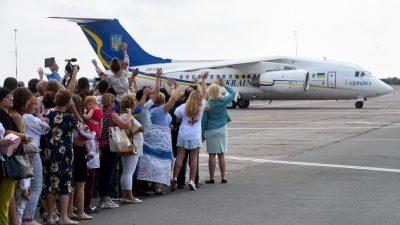 Putin und Selenskyj zufrieden mit Gefangenenaustausch