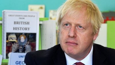 Deal, Sabotage oder Rücktritt – Boris Johnson vor drei denkbaren Brexit-Optionen