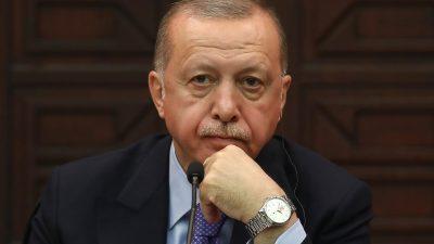 Die verkaufte Republik: Erdoğan will mehr Geld. Viel mehr Geld!