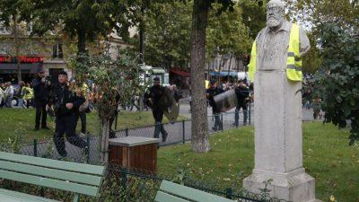 """Toulouse und Montpellier: Erneute Zusammenstöße bei """"Gelbwesten""""-Protesten"""