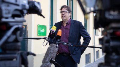 Grüne-Politiker ruft Ex-Ministerpräsident Tillich zum Verzicht von Vorsitzendenposten im Braunkohleunternehmen auf