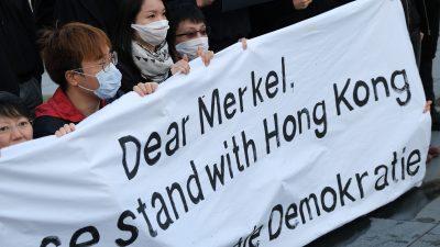Führende US-Politiker und NGOs: Zurückziehen des Auslieferungsgesetzes in Hong Kong ist nicht genug
