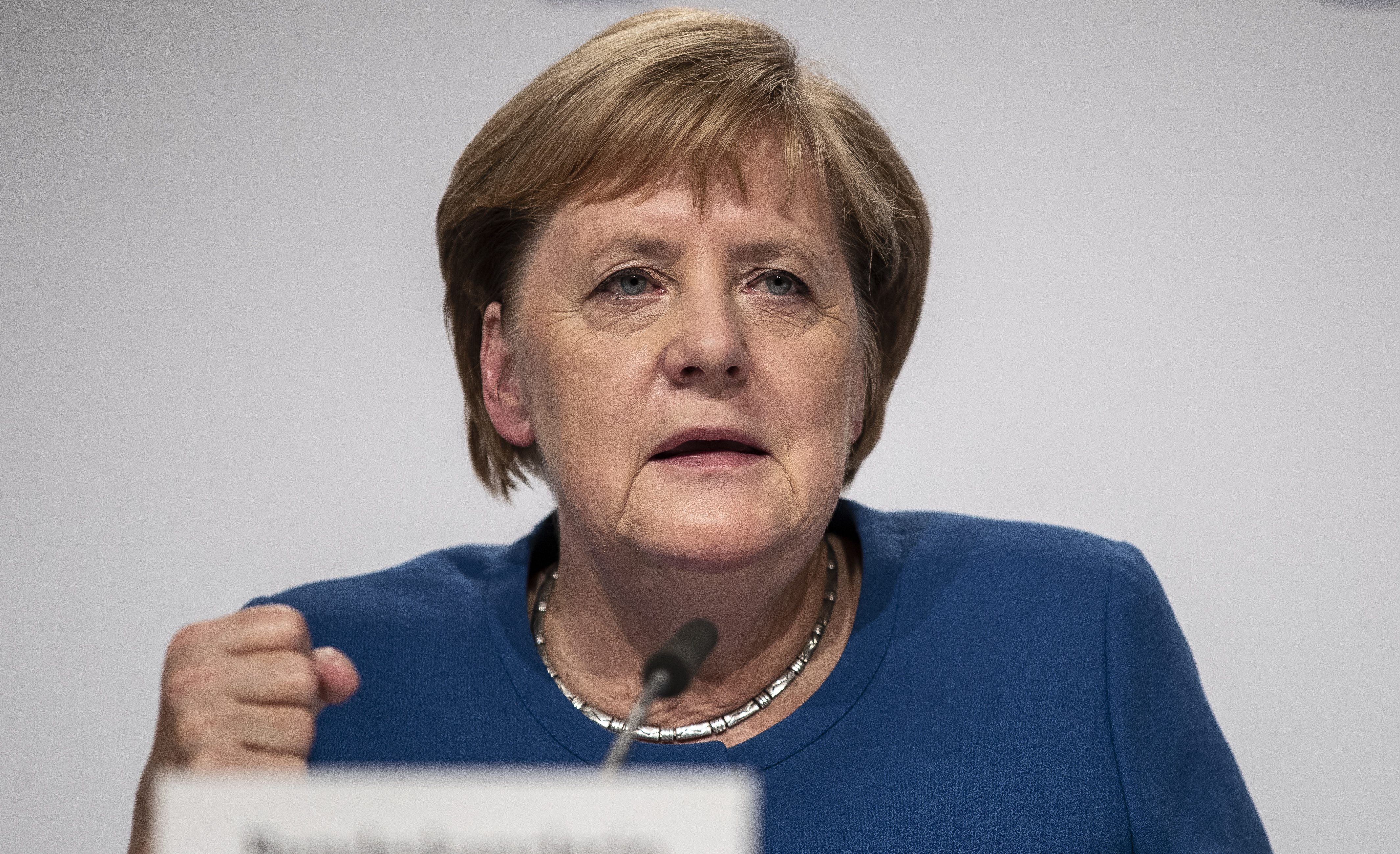 """Merkel: Kemmerichs Wahl ist """"unverzeihlich"""" und """"muss rückgängig gemacht werden"""""""