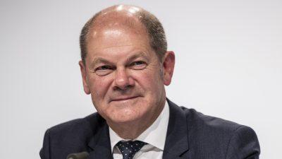 Olaf Scholz und seine Finanztransaktionssteuer: Nur die Kleinen sollen bluten
