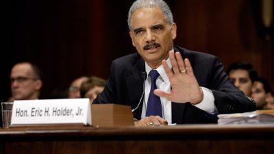 """""""Grenzen bedeuten etwas"""" – Warnung an demokratische Präsidentschaftskandidaten für 2020 von Obamas Ex-Generalstaatsanwalt"""