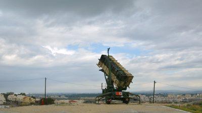Israel greift nach Raketenbeschuss Hamas-Ziele im Gazastreifen an