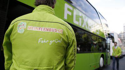 Flixbus will Klimastreik-Teilnehmer gratis fahren – allerdings noch in Dieselbussen