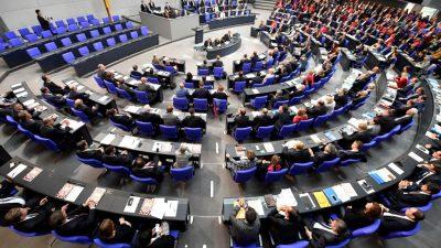 Emnid-Umfrage: Mehrheit hat kein Vertrauen in heutige Parteien