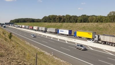 """Peter Haisenko: Merkels Klimapaket """"vergisst"""" den Lkw-Verkehr"""