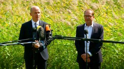 Unions-Fraktionschef: SPD-Linksruck würde Koalition gefährden – CDU/CSU ist egal, wer künftig die SPD leitet