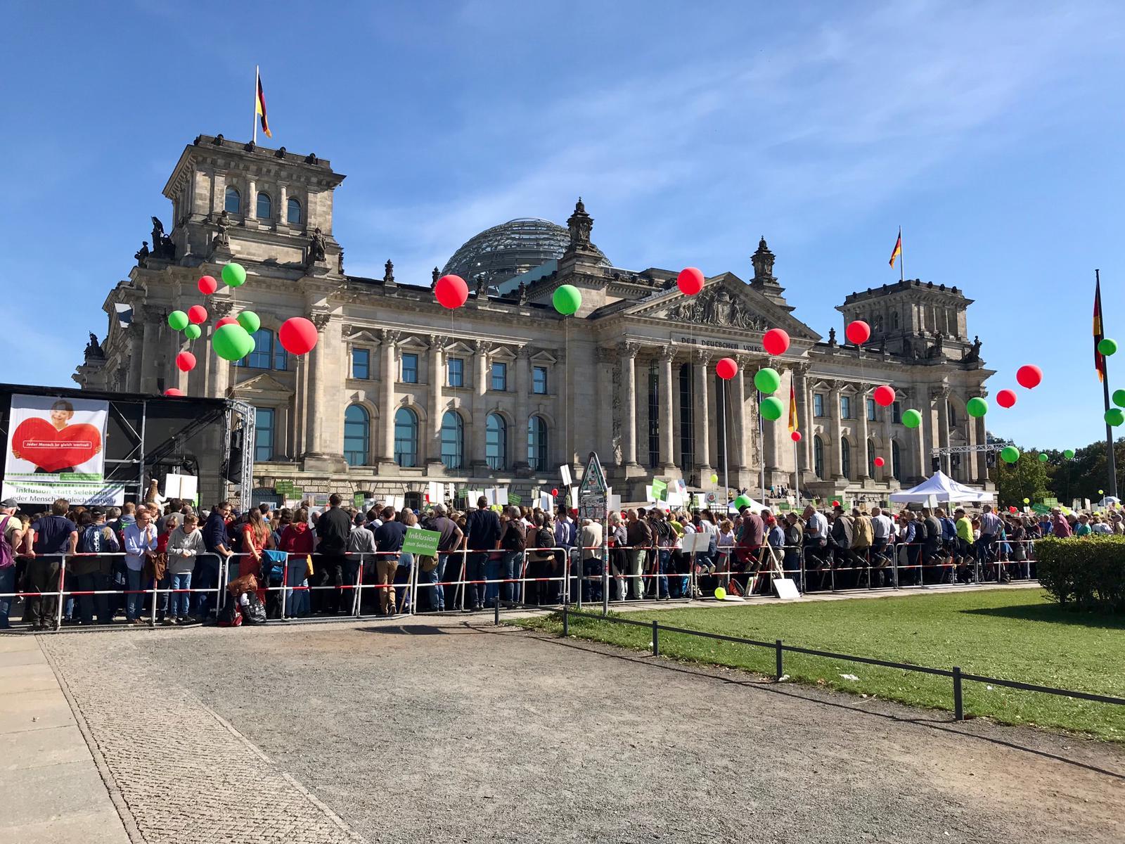 """""""Marsch für das Leben"""" in Berlin: 100.000 Kinder werden jährlich in Deutschland abgetrieben"""