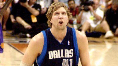 Nowitzki hat Basketball-Karriere abgehakt