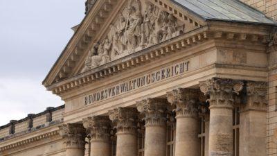 Richter: Es findet ein massiver Vertrauensverlust in den Staat und seine Gerichte statt