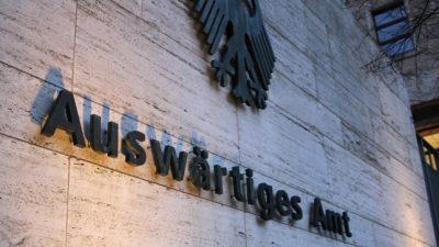Auswärtiges Amt erhöht Druck auf Russland wegen Hackerangriff auf Bundestag