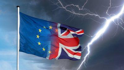 Großbritannien: Nur noch Einlenken der EU kann harten Brexit verhindern