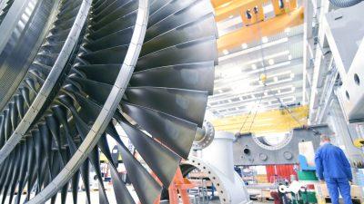 Auftragsflaute für deutschen Maschinenbau hält an