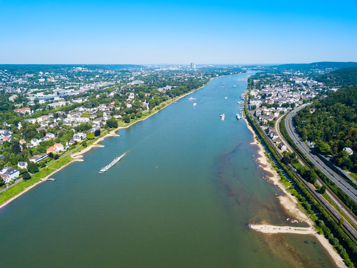 Wasserqualität: Schlechte Noten für chemischen Zustand deutscher Gewässer