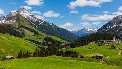 """""""Kanton Übrig"""" reloaded? Sozialist im Kantonsrat St. Gallen will Vorarlberg von Österreich trennen"""