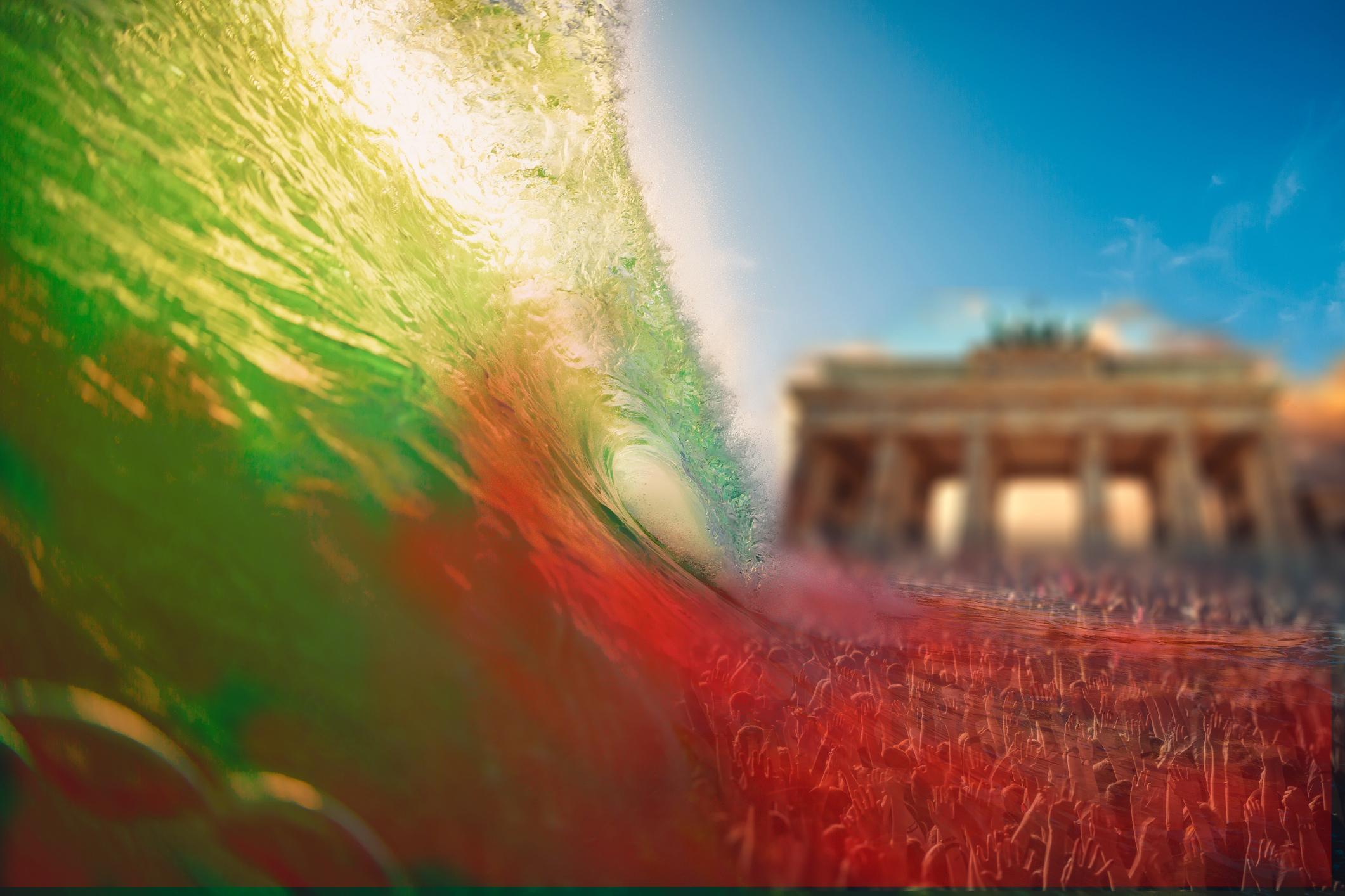 """Die grüne (rote) """"Welle"""" kommt: Fridays for Future ist """"… wie früher. Das ist genau wie in der DDR."""" (Familienvater)"""