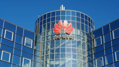 Schwarze Liste: Peking nach US-Sanktionen gegen Huawei-Entwicklungszentren in Aufruhr