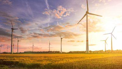 RWE: Windkraft-Ausbau mit rundem Tisch in Gang bringen