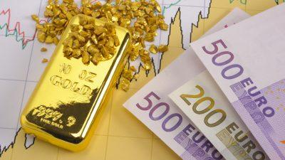 """Der """"heilen Welt-Politik"""" wird nicht mehr geglaubt: Gold als Versicherung gegen erwarteten Crash des Finanzssystems"""