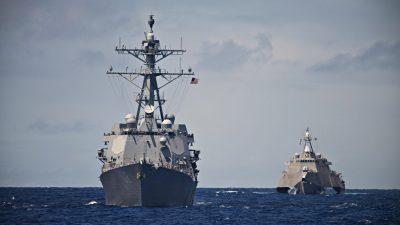 China militärisch stärker als USA – Stoltenberg warnt: Aufstieg Chinas hat Einfluss auf Europas Sicherheit