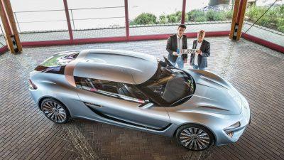 Salzwasser als Treibstoff – Schweizer Firma entwickelt E-Auto mit 1.000 km Reichweite