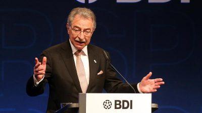 BDI kritisiert Ergebnisse des EU-China-Gipfels