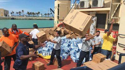 Helfen statt zusehen: Bauer spendet 100 Generatoren für Hurrikan-Opfer auf den Bahamas
