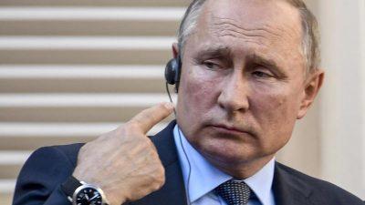 """Exklusiv-Bericht aus Sotschi, Valdai Klub: Putin wünscht """"Konzert der Großmächte"""" wie im 19. Jahrhundert"""