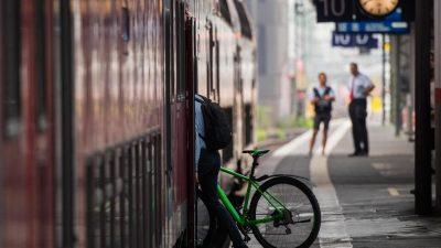 Lästiger Berufsverkehr: Verbände fordern Lösungen für Fahrräder in Zügen