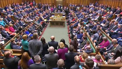 Britisches Unterhaus stimmt für Binnenmarktgesetz