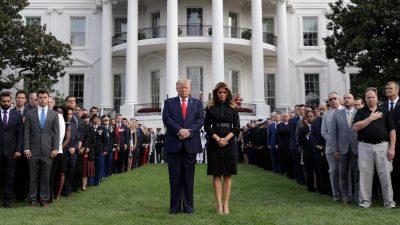 Donald Trump aus der Nähe betrachtet: Die wahre Geschichte seiner Präsidentschaft